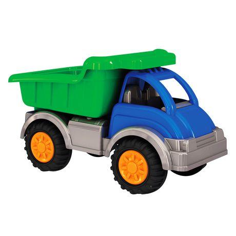 American Plastic Toys Gigantic Dump Truck Toy Walmart Canada
