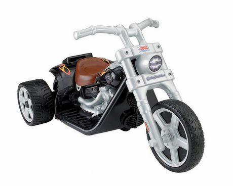 Fisher-Price POWER WHEELS Harley-Davidson Rocker - image 4 of 6