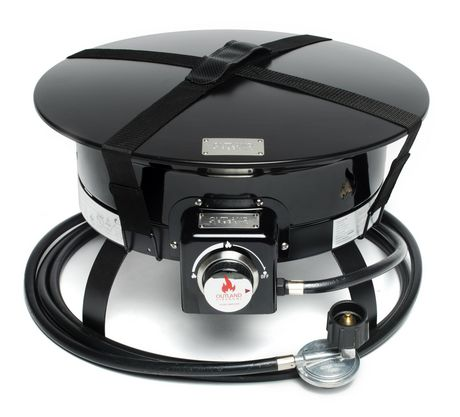 Outland Firebowl Deluxe Portable Propane Fire Pit - image 2 of 5