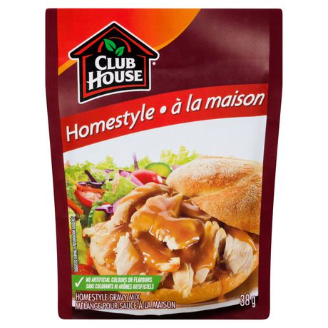 Club House Homestyle Gravy Mix - image 1 of 1