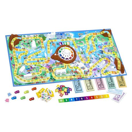 The Game Of Life English Version Walmart Canada