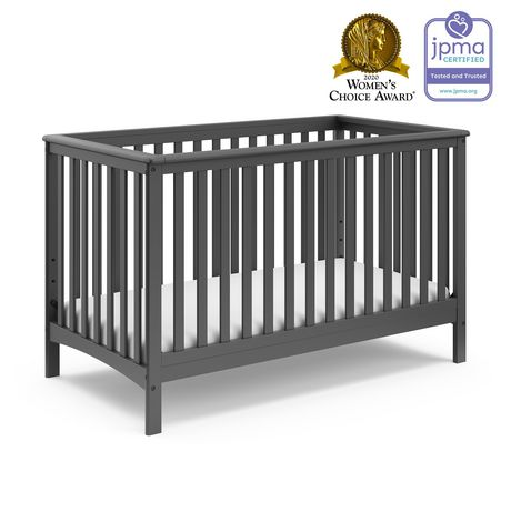 Storkcraft Hillcrest Fixed Side Convertible Crib - image 1 of 2