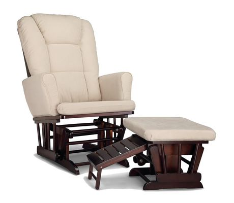 Graco Sterling Glider And Nursing Ottoman - image 1 of 1