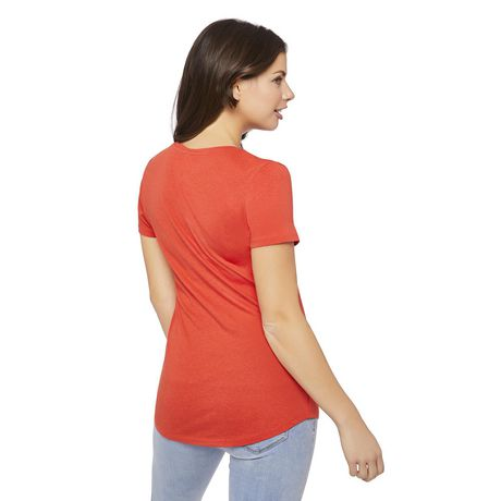 George Women's Scoop Neck Tee - image 3 of 6