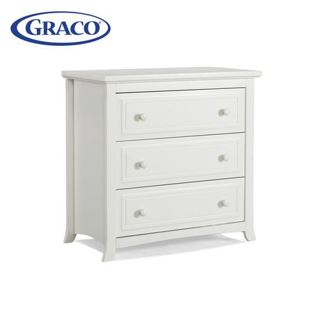 Graco Kendall 3 Drawer Dresser Walmart