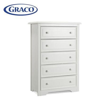 . Graco Brooklyn 5 Drawer Dresser   Walmart Canada