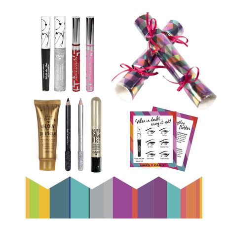 Hard Candy Holiday Beauty Crackers - image 2 of 4