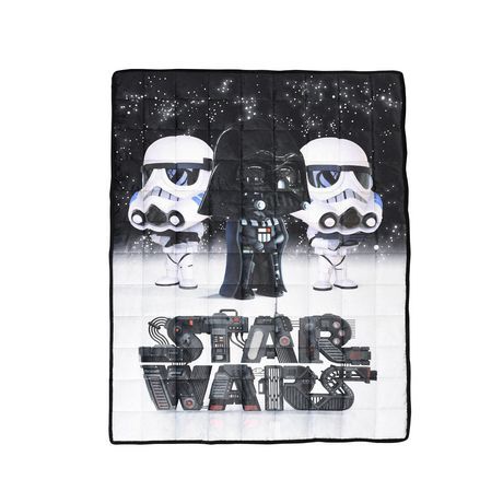 Star Wars Stormtrooper Blanket KIDS // MEDIUM // LARGE