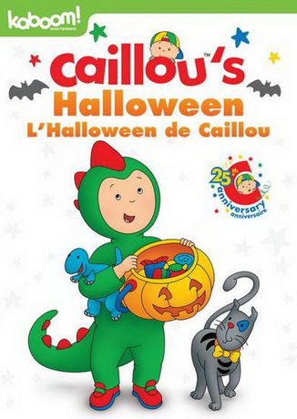 Caillou - Caillou's Halloween - image 1 of 1