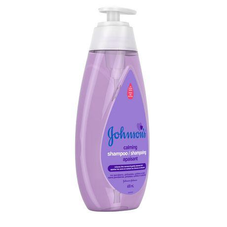 Shampoing apaisant pour bébés Johnson's - image 3 de 8