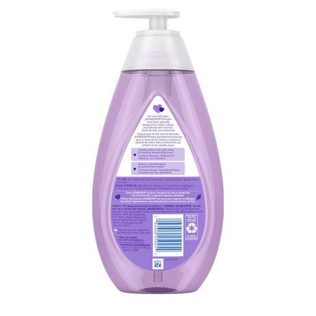 Shampoing apaisant pour bébés Johnson's - image 5 de 8