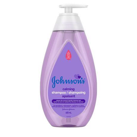Shampoing apaisant pour bébés Johnson's - image 1 de 8