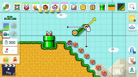 Super Mario Maker 2 (Nintendo Switch) - image 2 of 9