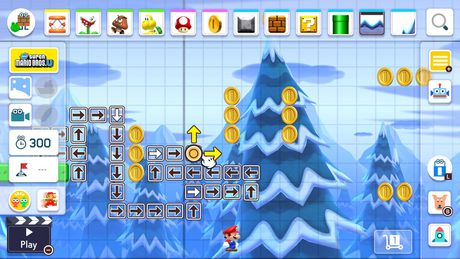 Super Mario Maker 2 (Nintendo Switch) - image 3 of 9