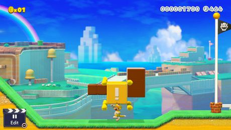 Super Mario Maker 2 (Nintendo Switch) - image 6 of 9