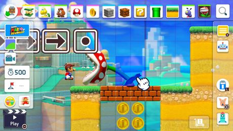 Super Mario Maker 2 (Nintendo Switch) - image 5 of 9