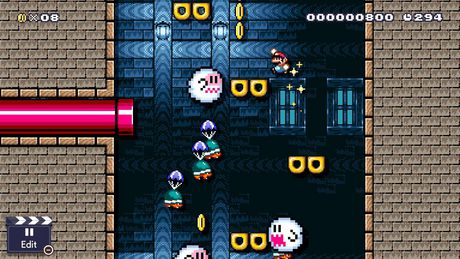 Super Mario Maker 2 (Nintendo Switch) - image 7 of 9