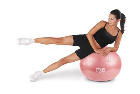 "Everlast PRO Grip Fitness Ball 75 Cm (30"") - image 3 of 4"