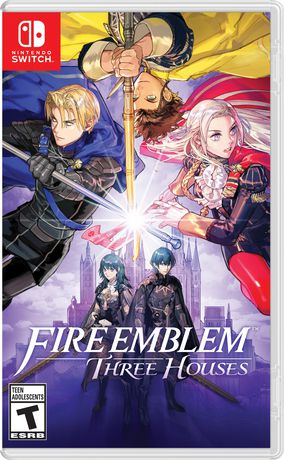 Fire Emblem: Three Houses (Nintendo Switch) - image 1 of 9