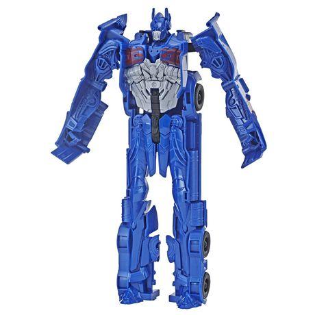 Transformers: Bumblebee -- Titan Changers Optimus Prime - image 2 of 3