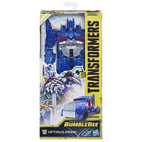 Transformers: Bumblebee -- Titan Changers Optimus Prime - image 1 of 3