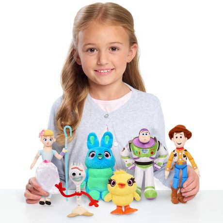 Toy Story 4 Small Plush - Ducky - image 3 of 4