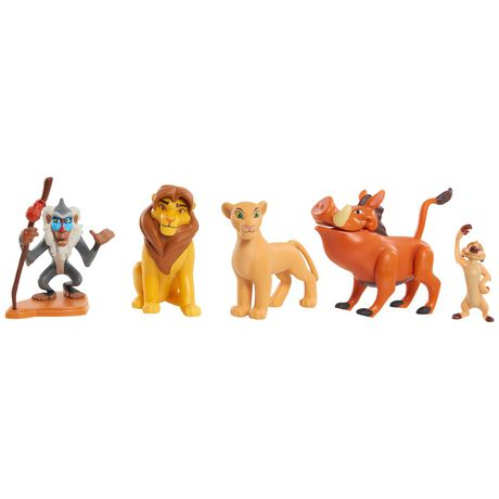 Lion King Classic Collector Figure Set - image 1 of 7
