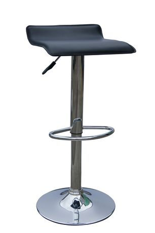 Sensational Hometrends Gas Lift Bar Stool Bralicious Painted Fabric Chair Ideas Braliciousco