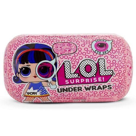 b46753ed0 L.O.L. Surprise Eye Spy under Wraps Dolls Asst. - image 1 of ...