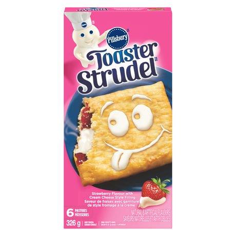 Pillsbury™ Toaster Strudel™ Strawberry Cheesecake at Walmart