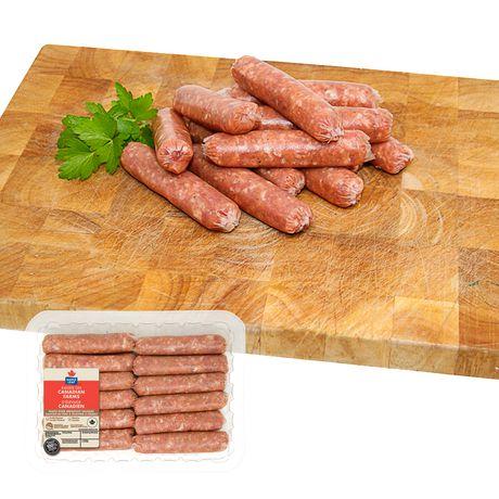 Maple Leaf Maple Pork Breakfast Sausages - image 1 of 2