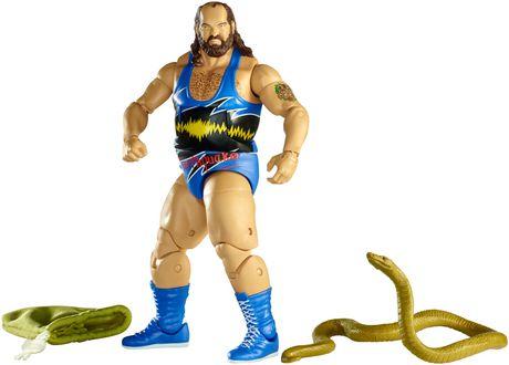 WWE Collection Elite – Série 35 – Figurine articulée Earthquake - image 3 de 5