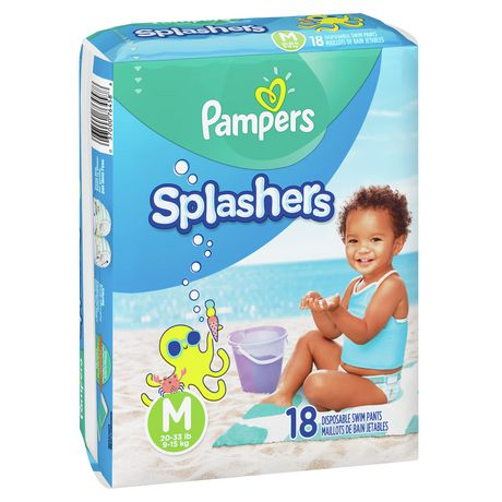 Pampers Splashers Swim Diapers - image 2 of 5