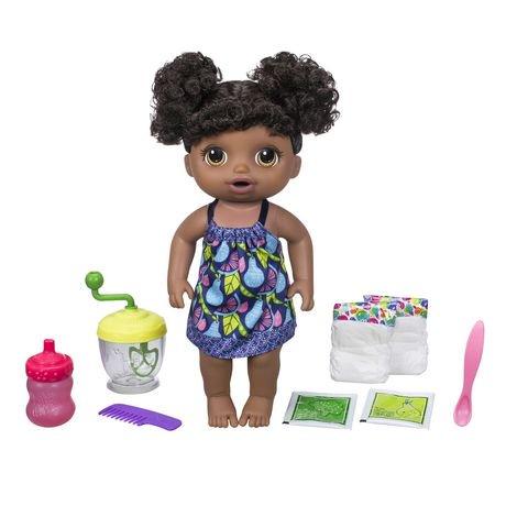 Baby Alive Sweet Spoonfuls Baby Doll Girl Aa Walmart