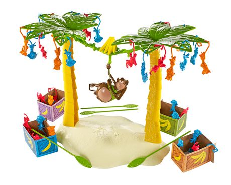 Fisher-Price Tumblin Monkeys Bannana Bandit - image 3 of 4