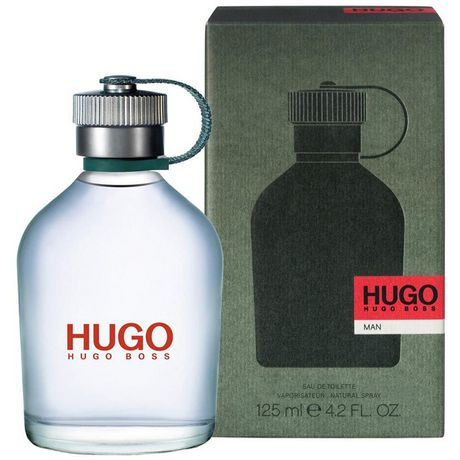 Hugo Boss Eau De Toilette Spray For Men 125 Ml Walmart Canada