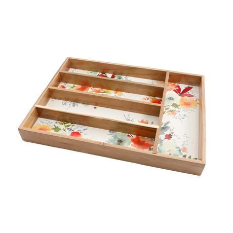 The Pioneer Woman Willow 5-Section Flatware Organizer - image 2 of 4