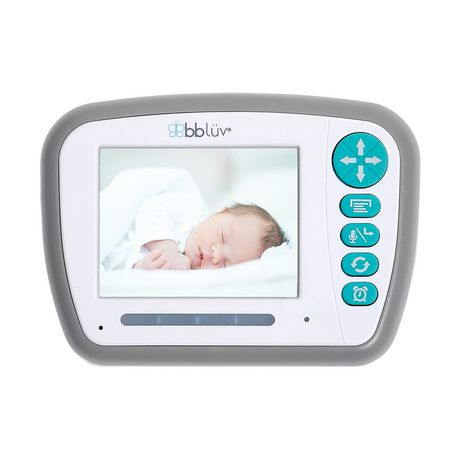 bbl v vizi all in one digital video baby monitor. Black Bedroom Furniture Sets. Home Design Ideas