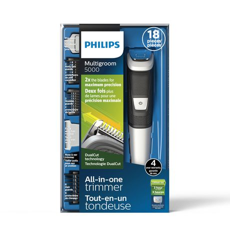 Philips Multigroom 5000 Visage, tête et corps - image 1 de 8