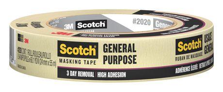 Scotch® General Purpose Masking Tape - image 1 of 1