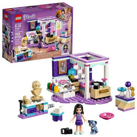 LEGO Friends - Emma's Deluxe Bedroom (41342) - image 1 of 6