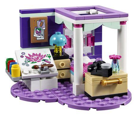 LEGO Friends - Emma's Deluxe Bedroom (41342) - image 4 of 6