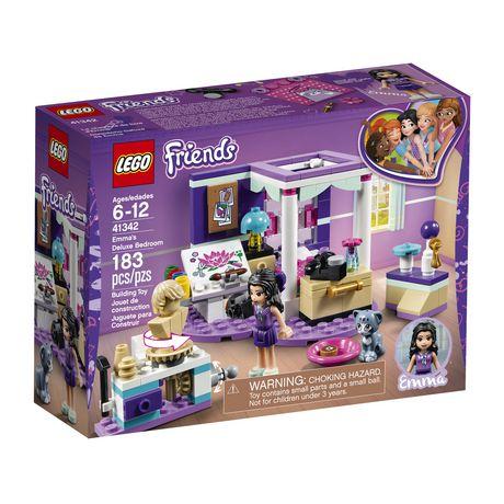 LEGO Friends - Emma's Deluxe Bedroom (41342) - image 2 of 6