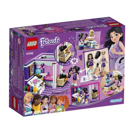 LEGO Friends - Emma's Deluxe Bedroom (41342) - image 6 of 6