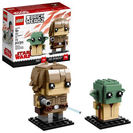 LEGO Brickheadz - Luke Skywalker™ & Yoda™ (41627) - image 1 of 6