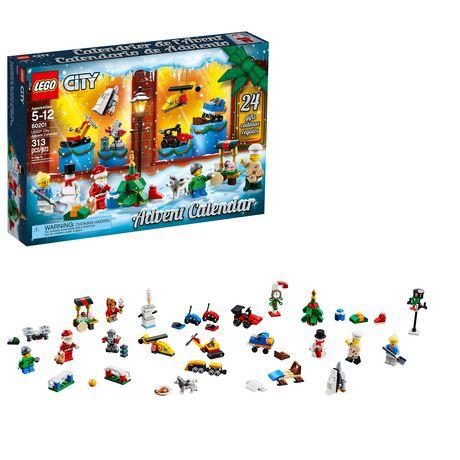 Calendrier Lego Friends 2019.City Town Lego City Advent Calendar 60201