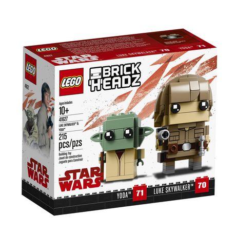 LEGO Brickheadz - Luke Skywalker™ & Yoda™ (41627) - image 2 of 6