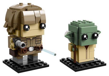 LEGO Brickheadz - Luke Skywalker™ & Yoda™ (41627) - image 3 of 6