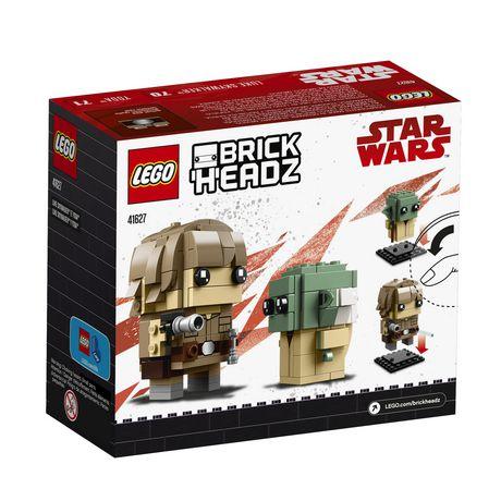 LEGO Brickheadz - Luke Skywalker™ & Yoda™ (41627) - image 6 of 6