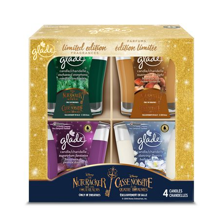Glade® Holiday 2018 Candle 4pk - image 1 of 1